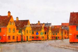Watercolor-Copenhagen